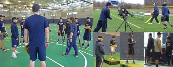 Months of preparation from our Coaches and the team prior to The Clemente Cup. (Photos by Mr. Fred Saburro)